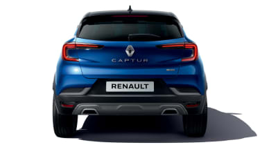 Renault Captur R.S. Line - full rear