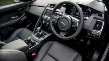Jaguar E-Pace - dash