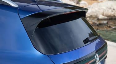 Volkswagen T-Cross - spoiler