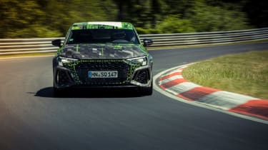 Audi RS3 2021 ring record