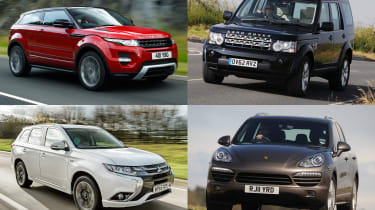 Best cheap 4x4s and SUVs