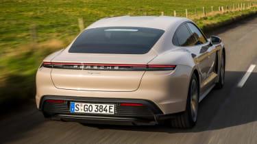 Porsche Taycan RWD - rear