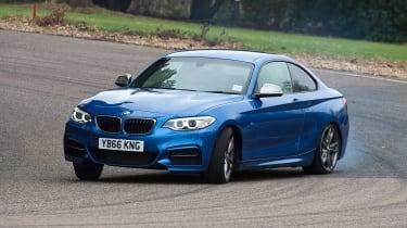 BMW M240i Coupé long term review - front