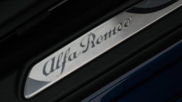 Alfa Romeo Giulia - sill