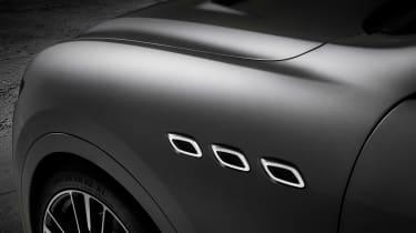 Maserati Levante Trofeo - side detail