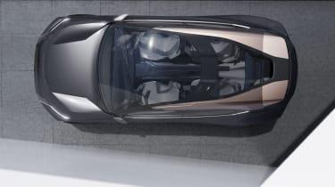 Nissan IMQ concept - above
