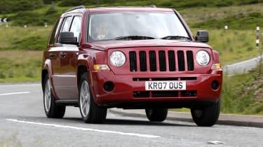 Jeep Patriot 2.0 Diesel Sport