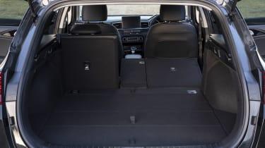 Kia Ceed Sportswgaon - boot seats down