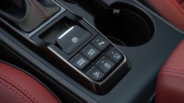 Hyundai Tucson - buttons