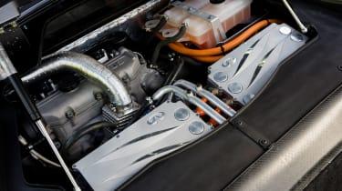 Infiniti Emerg-e battery detail