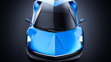 Elextra EV front