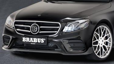 Mercedes E-Class Brabus 2017 - front detail