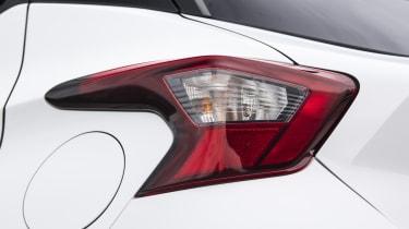 Nissan Micra N-Sport - rear light