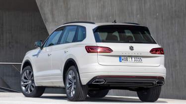VW Touareg One Million - rear