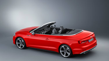 New Audi S5 Cabriolet 2017 high