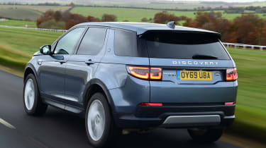 Land Rover Discovery Sport - rear