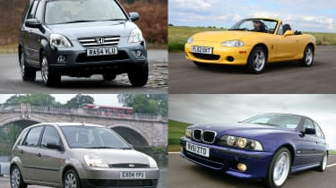 Best cars for £1,500 or less