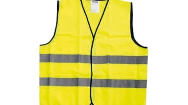 Halfords Essential High Visibility Vest