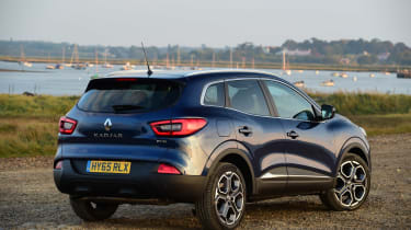 Renault Kadjar rear static