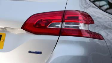 Peugeot 308 SW - rear detail