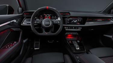 Audi RS 3 Sportback - dash