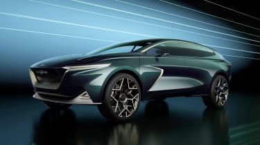Lagonda All-Terrain concept - front