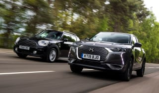 DS 3 Crossback vs MINI Countryman - header