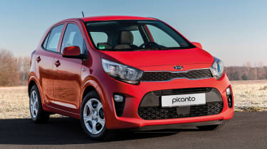 Kia Picanto - front