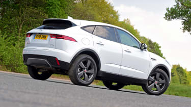 Jaguar E-Pace - rear static