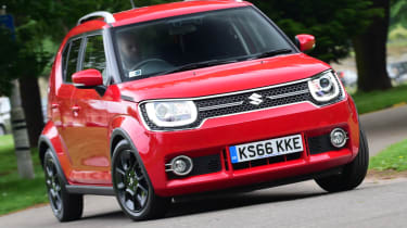 Long-term test - Suzuki Ignis - front quarter