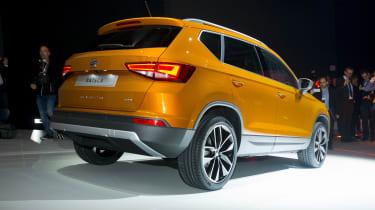 SEAT Ateca SUV 2016 - reveal rear quarter