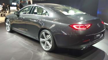 Mercedes CLS LA show pic rear