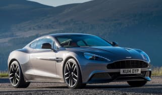 Aston Martin Vanquish 2014 static