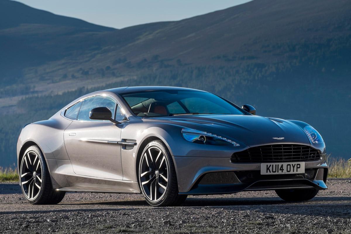 Aston Martin Vanquish Reliability Safety Euro Ncap Auto Express