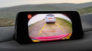 Mazda CX-5 2.0 - reversing camera