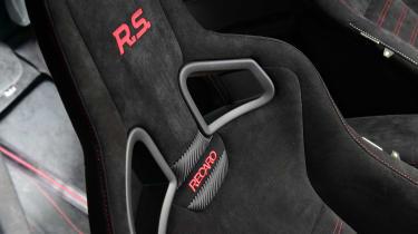 Renault Megane R.S. 300 Trophy - seat