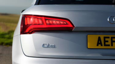 Audi Q5 - rear light detail