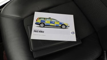 How to buy a used police car - police car manual