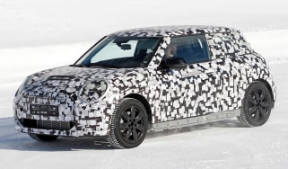 MINI Hatch - spyshot 1