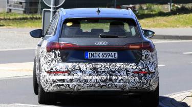 Audi e-tron S - spyshot 14