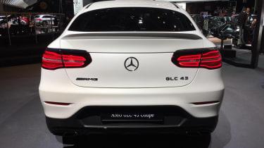 Mercedes-AMG GLC 43 Coupe - paris rear