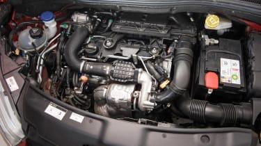 Used Peugeot 208 - engine