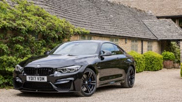 BMW M4 2017 facelift front static
