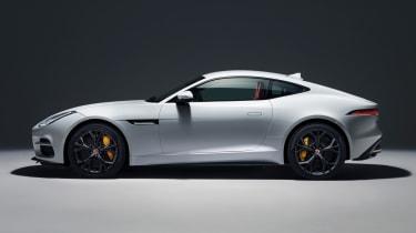 Jaguar F-Type MY2017 - R Coupe side