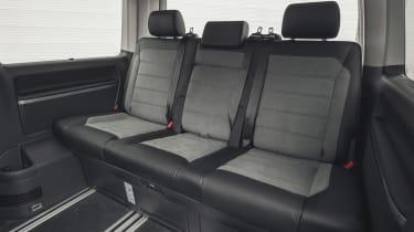 Volkswagen Caravelle - back seats