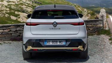 Renault Megane E-Tech Electric SUV - full rear