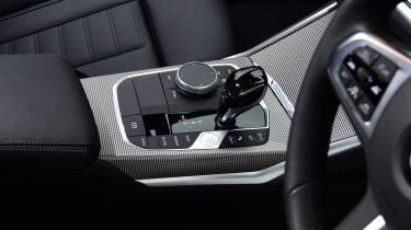 BMW 3 Series long termer - first report interior detail
