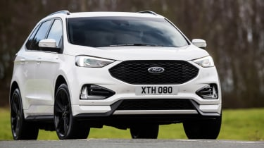 Ford Edge facelift 2018 - nose