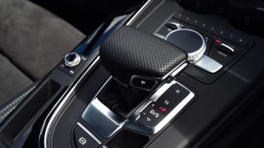 Audi A4 Avant - transmission