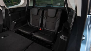 Renault Grand Scenic - back seats